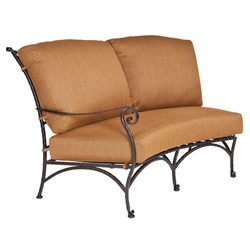 OW Lee San Cristobal Left Sectional Loveseat - 692-L