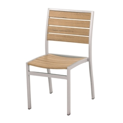 PolyWood Euro Dining Side Chair - A100