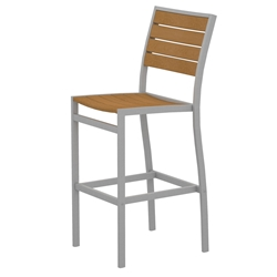 PolyWood Euro Bar Side Chair - A102