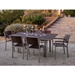 Euro 7 Piece Dining Set - PW-EURO-SET2