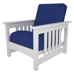 PolyWood Mission Lounge Chair - CMC23