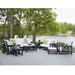 PolyWood Mission 8 Piece Patio Set - PW-MISSION-SET2