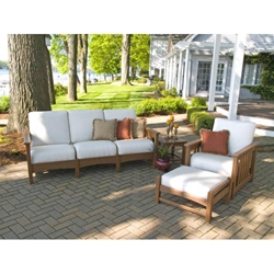 PolyWood Mission 4 Piece Sofa Set - PW-MISSION-SET5