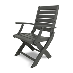 PolyWood Signature Folding Chair - 1900