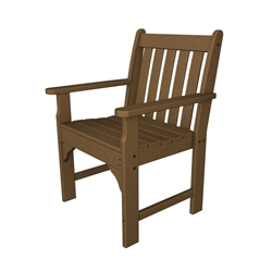 PolyWood Vineyard Garden Arm Chair - GNB24