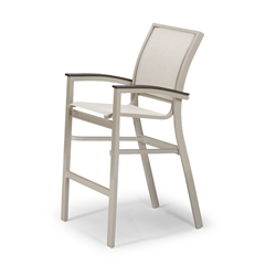 Telescope Casual Bazza Balcony Height Stacking Cafe Chair - Z080