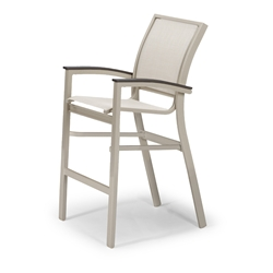 Telescope Casual Bazza Bar Height Stacking Cafe Chair - Z090