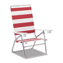 Telescope Casual Light n Easy High Boy Beach Chair with MGP Arms - M511