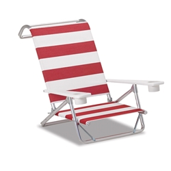 Telescope Casual Original Mini-Sun Chaise Beach Chair with MGP Arms - M541