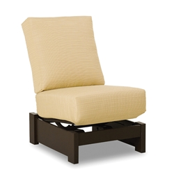 Telescope Casual Leeward Cushion Armless Chair for Sectionals - 8510