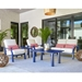 Telescope Casual St. Catherine Marine Grade Polymer Patio Set - TC-STCATHERINE-SET7