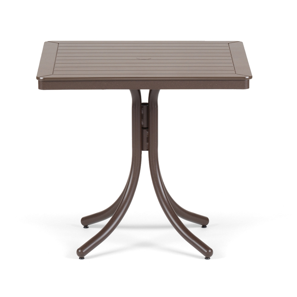 Exceptional 32 Inch Square Mgp Top Dining Height Table Telescope Casual At