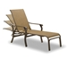 Villa Sling 4-Position Lay-flat Stacking Chaise Lounge - 6V20