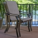 Villa Stacking Dining Arm Chair - 6V70