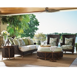 Tommy Bahama Island Estate Lanai Sofa and Wing Chair Patio Set - TB-ISLANDESTATE-SET3