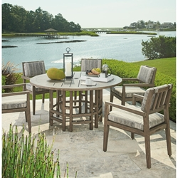 Tommy Bahama La Jolla Patio Dining Set for 5 - TB-LAJOLLA-SET11