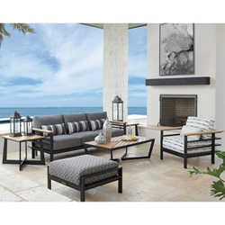 Tommy Bahama South Beach Cushion Outdoor Furniture Set - TB-SOUTHBEACH-SET1