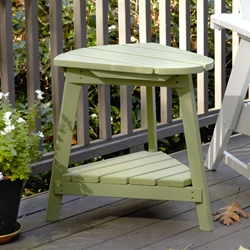 Uwharrie Chair Carolina Preserves Side Table - C040