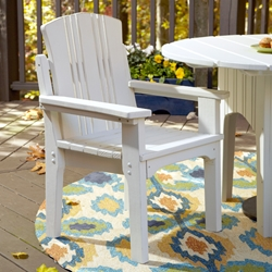 Uwharrie Chair Carolina Preserves Dining Chair with Arms - C075