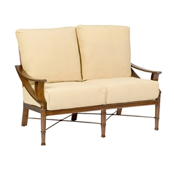 Woodard Arkadia Cushion Loveseat - 590419