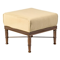 Woodard Arkadia Cushion Ottoman - 590486