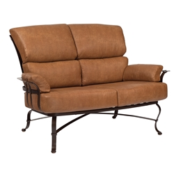 Woodard Atlas Loveseat - 2L0019