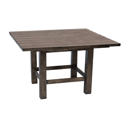 Woodard Augusta Woodlands Square Cocktail Table - S592213