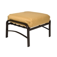 Woodard Belden Cushion Ottoman - 690486