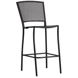 Woodard Cafe Series Albion Stationary Bar Stool - 7R0181