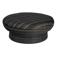 Woodard Genie Ottoman and Coffee Table - S504005