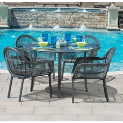 Woodard Canaveral Cape Dining Set - WD-CANAVERAL-SET9