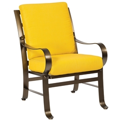 Woodard Cascade Dining Arm Chair - 2W0001
