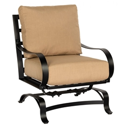 Woodard Cascade Spring Lounge Chair - 2W0065