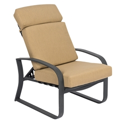 Woodard Cayman Isle Cushion Adjustable Lounge Chair - 2EM435