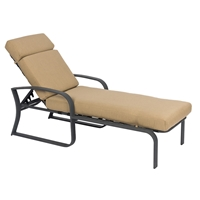 Woodard Cayman Isle Adjustable Chaise Lounge - 2EM470
