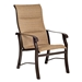 Rust proof aluminum dining chairs