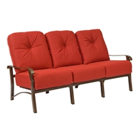 Woodard Cortland Cushion Sofa - 4Z0420