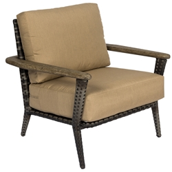 Woodard Draper Lounge Chair - S512011