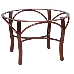 Woodard Glade Isle Dining Table Base - 1T4800