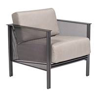 Woodard Jax Stationary Lounge Chair - 2J0006