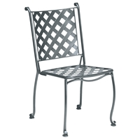Woodard Maddox Bistro Side Chair - 7F0002