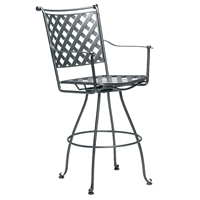 Woodard Maddox Swivel Bar Stool - 7F0388