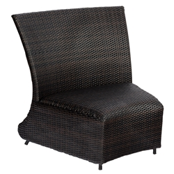 Woodard Martine Chair and a Half - S580011