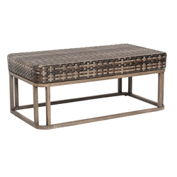 "Woodard Reunion 44"" x 24"" Coffee Table - S648211"