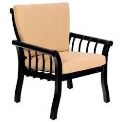 Woodard Rhyss Dining Arm Chair - 7Y0401
