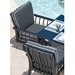 Rhyss Dining Set Chair Detail