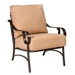 Woodard Ridgecrest Cushion Lounge Chair - 8PM406