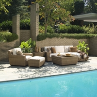 Woodard Saddleback Sectional Lounge Set - WHITECRAFT-SADDLEBACK-SET4