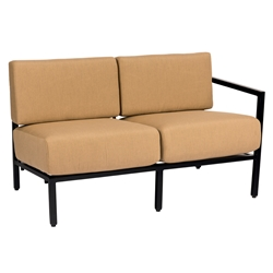 Woodard Salona RAF Sectional Love Seat - 3Z0453