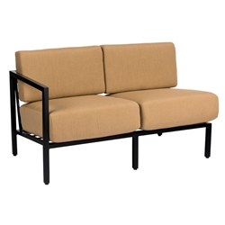 Woodard Salona LAF Sectional Love Seat - 3Z0454